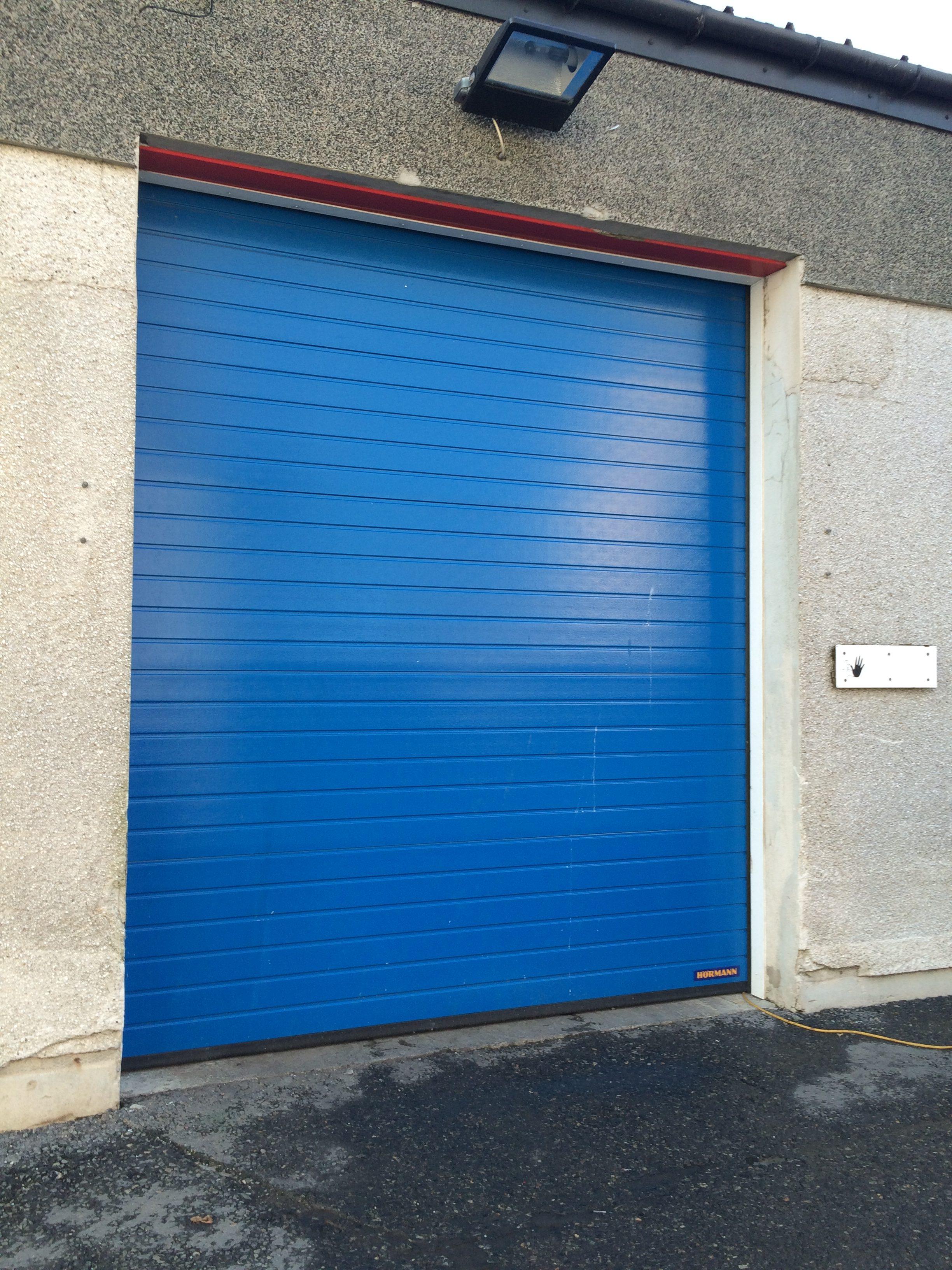 Garage Doors - Angus Clinton Windows Ltd